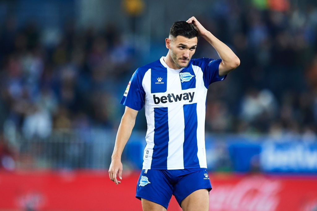 Perez is Alaves' best hope. (Photo by Juan Manuel Serrano Arce/Getty Images)