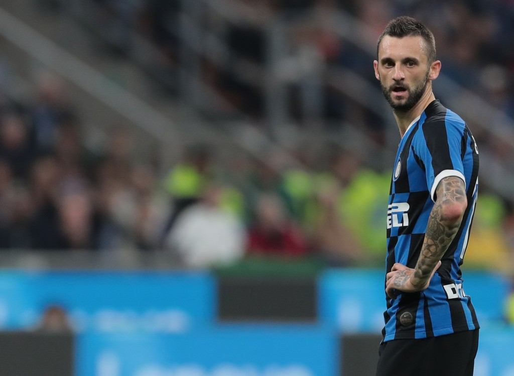 Marcelo Brozovic has tested positive for coronavirus (Photo by Emilio Andreoli/Getty Images)
