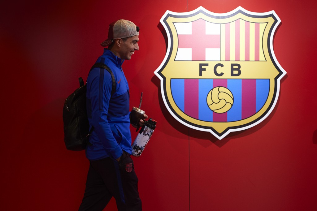 The right player to replace Luis Suarez at Barcelona? (Photo by Juan Manuel Serrano Arce/Getty Images)