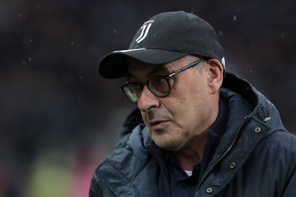 Maurizio Sarri needs to arrest his team's recent downslide (Photo by Emilio Andreoli/Getty Images)