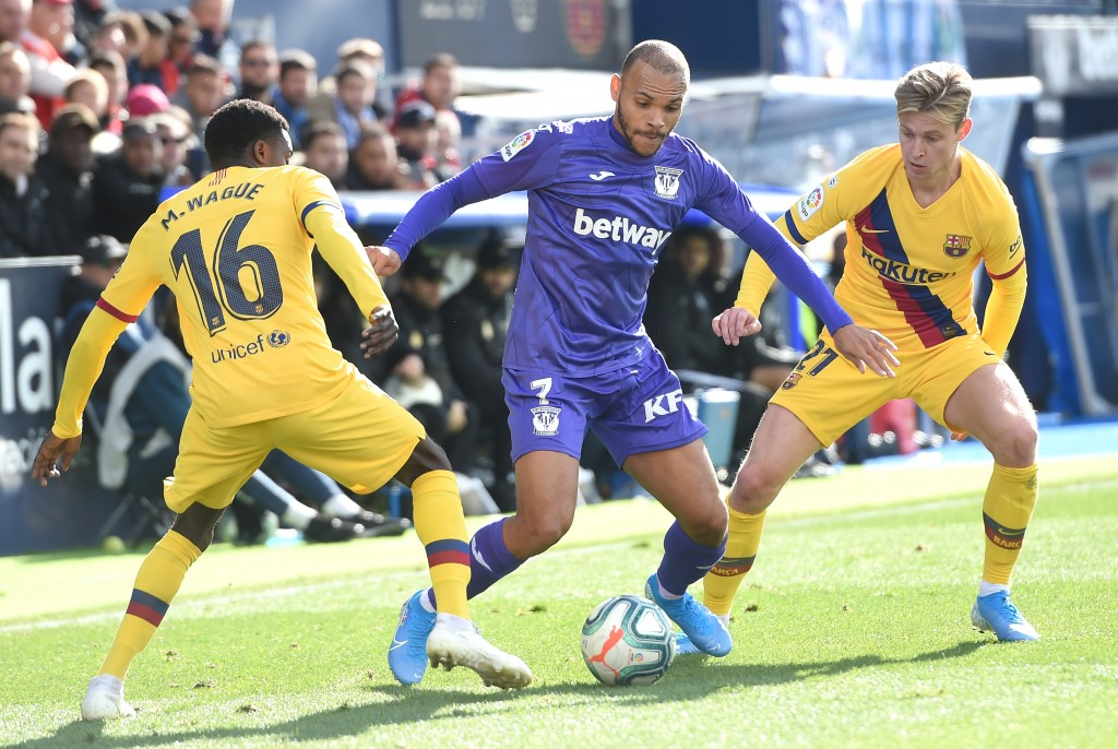 Will Braithwaite join the A-side? (Picture Courtesy - AFP/Getty Images)
