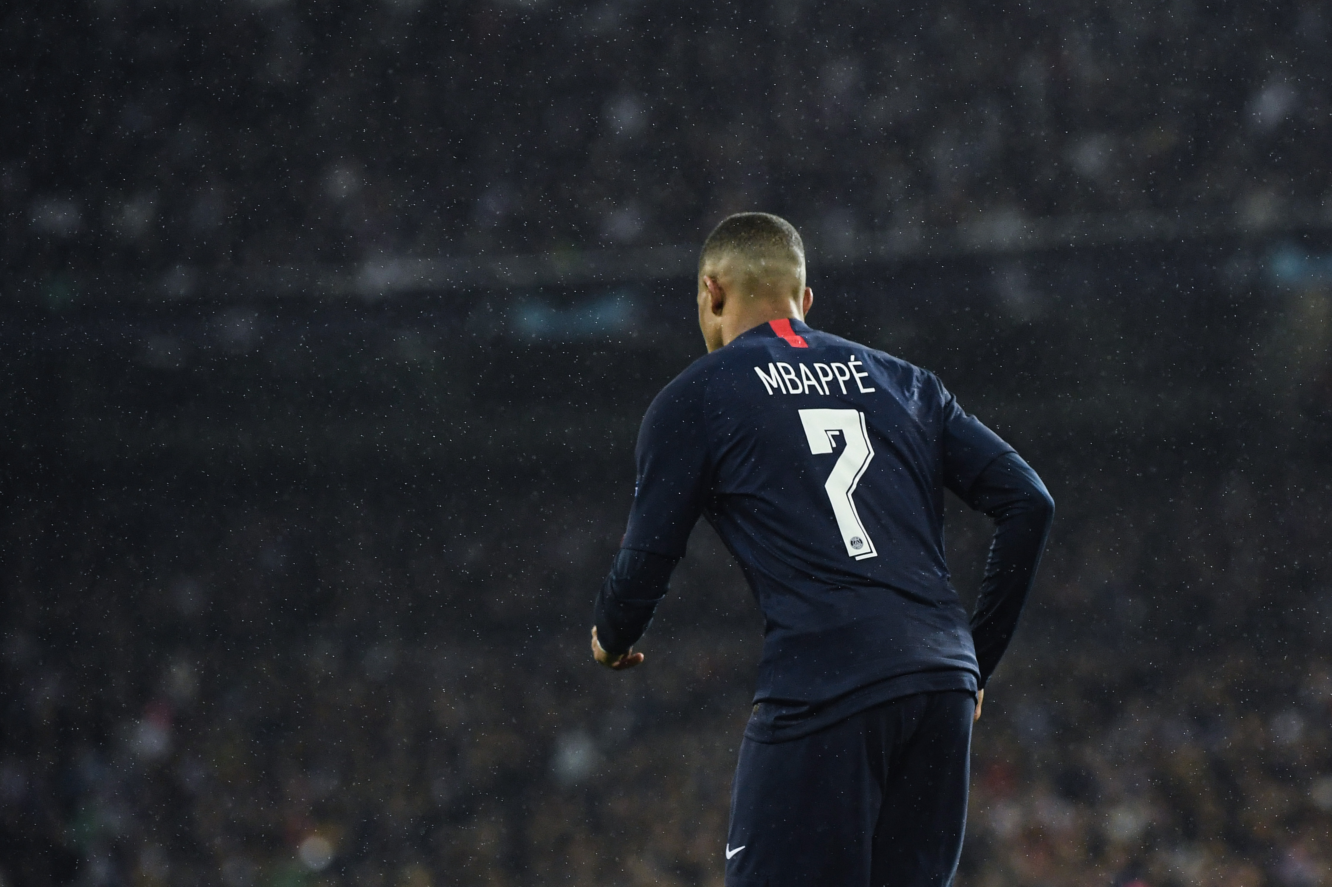 Will Mbappe join Real Madrid anytime soon? (Photo by David Ramos/Getty Images)
