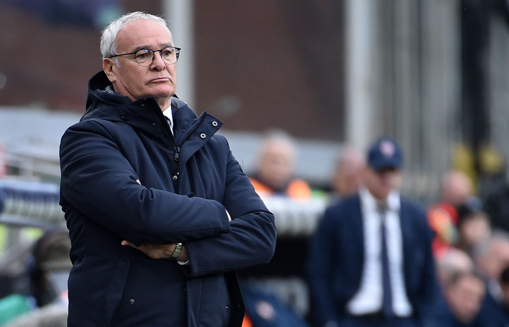 GENOA, ITALY - FEBRUARY 16: Claudio Ranieri head coach of UC Sampdoria during the Serie A match between UC Sampdoria and ACF Fiorentina at Stadio Luigi Ferraris on February 16, 2020 in Genoa, Italy. (Photo by Paolo Rattini/Getty Images)