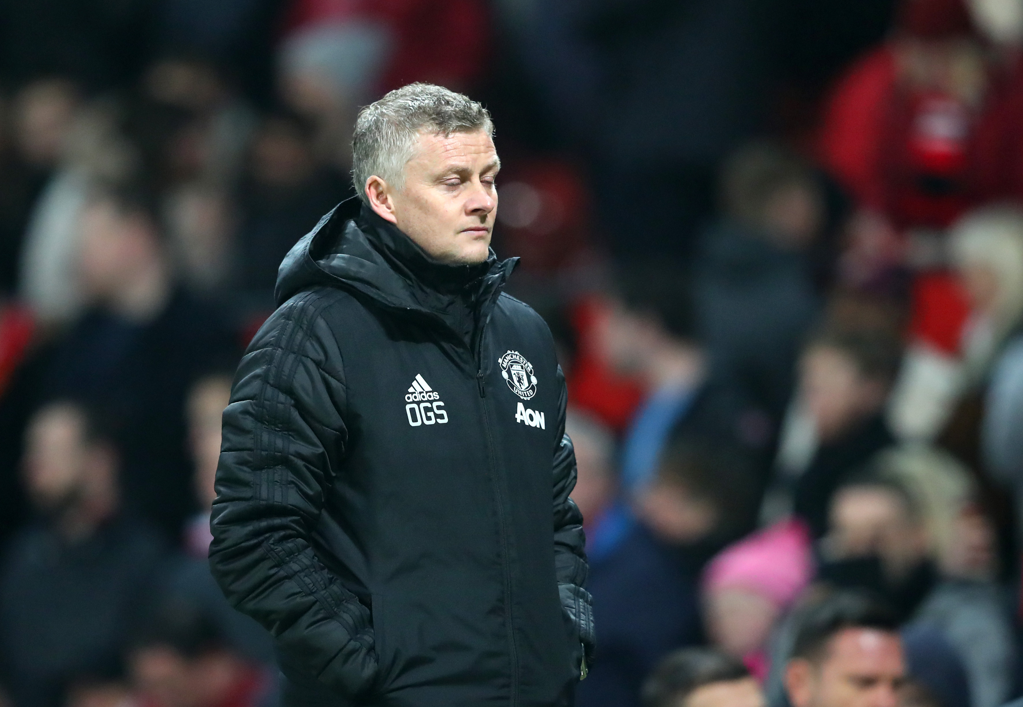 How Manchester United perform this season will be crucial to Solskjaer's future.(Photo by Alex Livesey/Getty Images)