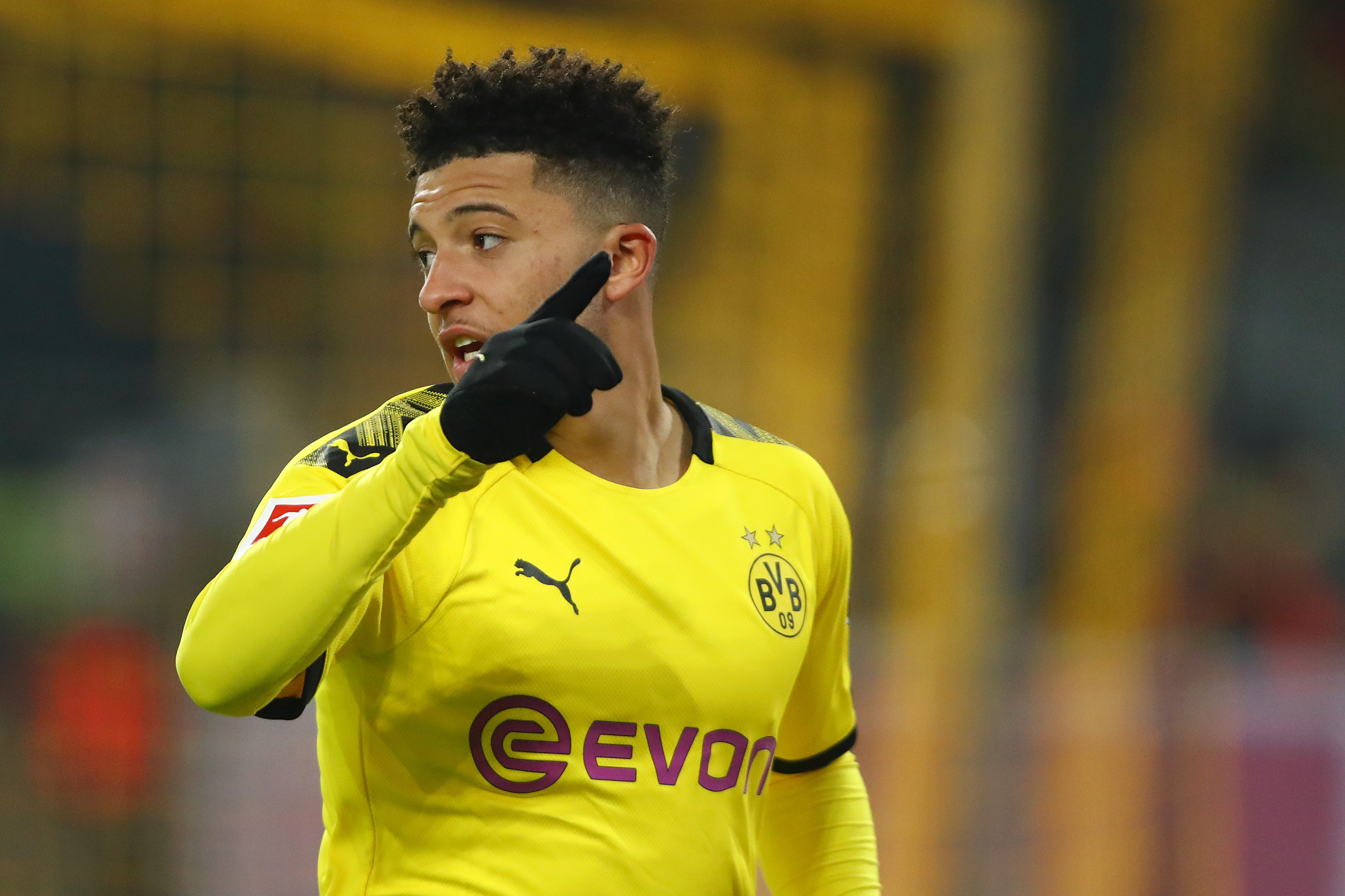 Can Sancho be the ideal replacement for Messi? (Photo by Dean Mouhtaropoulos/Bongarts/Getty Images)