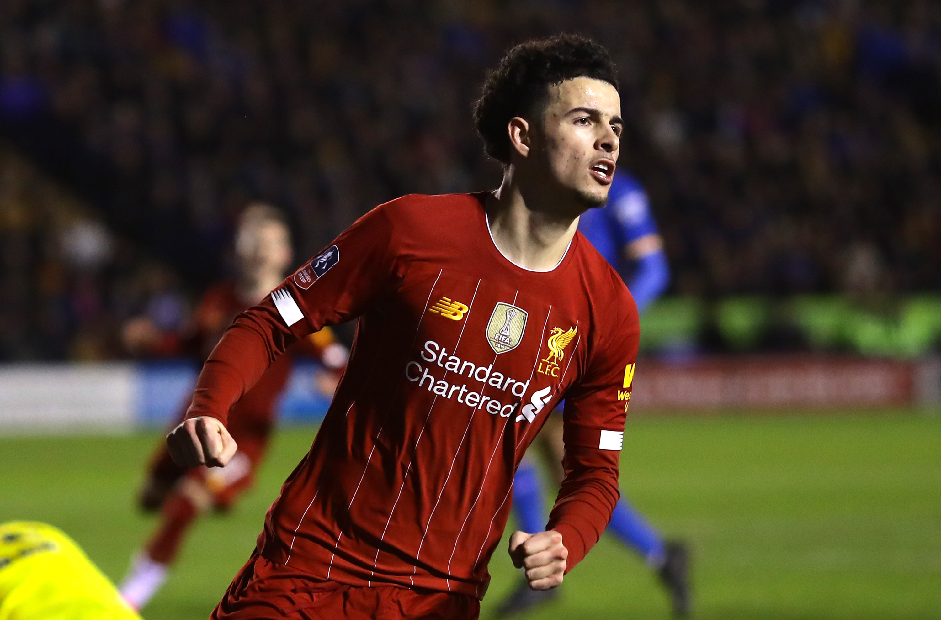 Set to become Liverpool's youngest captain (Photo by Richard Heathcote/Getty Images)