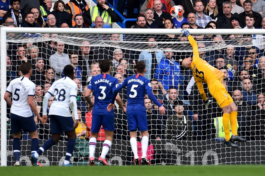 Olivier Giroud says derby win over Tottenham will be boost for Chelsea