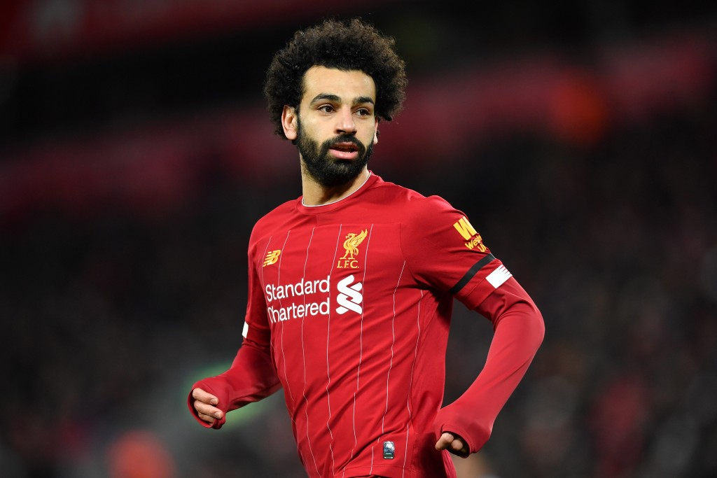 Salah will be hoping to bounce back strongly. (Photo by Paul Ellis/AFP via Getty Images)