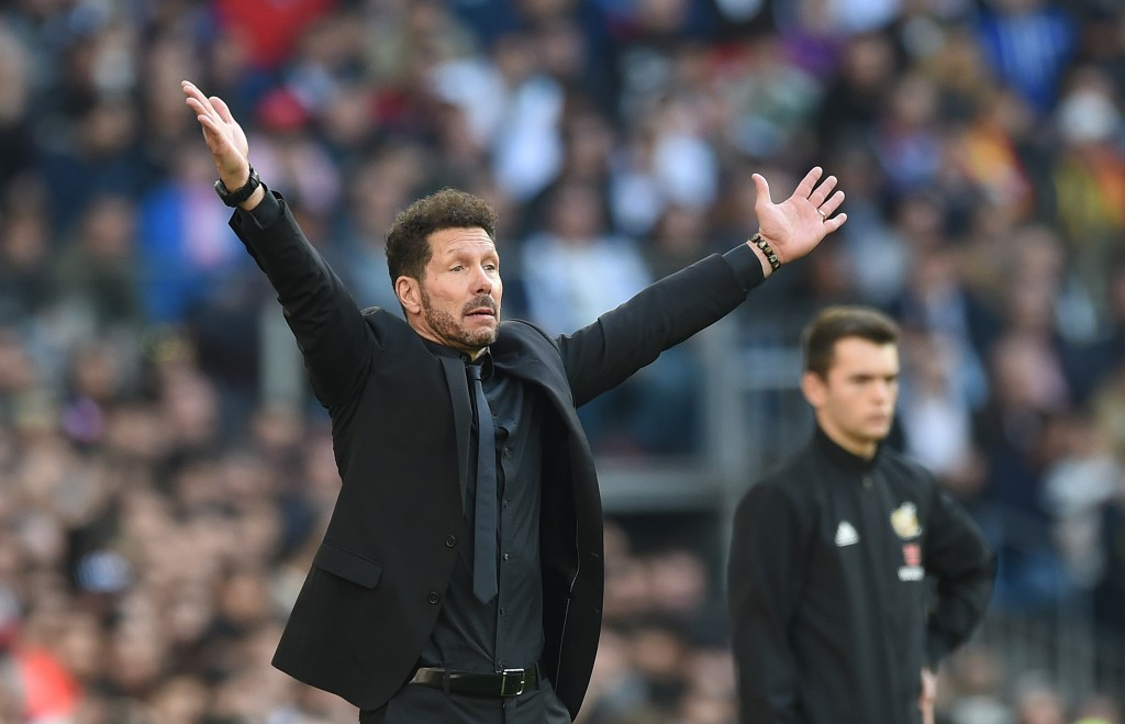 The ideal option for Diego Simeone. (Photo by Denis Doyle/Getty Images)