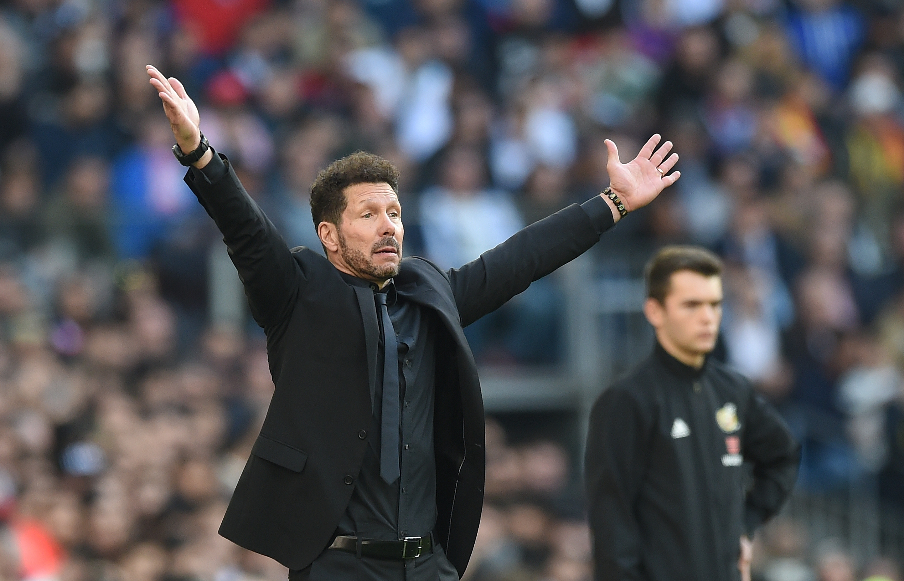 Simeone is under pressure to turn things around (Photo by Denis Doyle/Getty Images)
