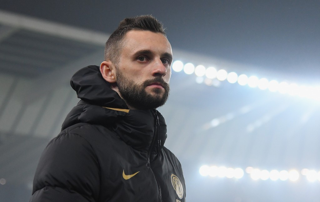 Marcelo Brozovic is available again after serving his suspension earlier this week. (Photo by Alessandro Sabattini/Getty Images)