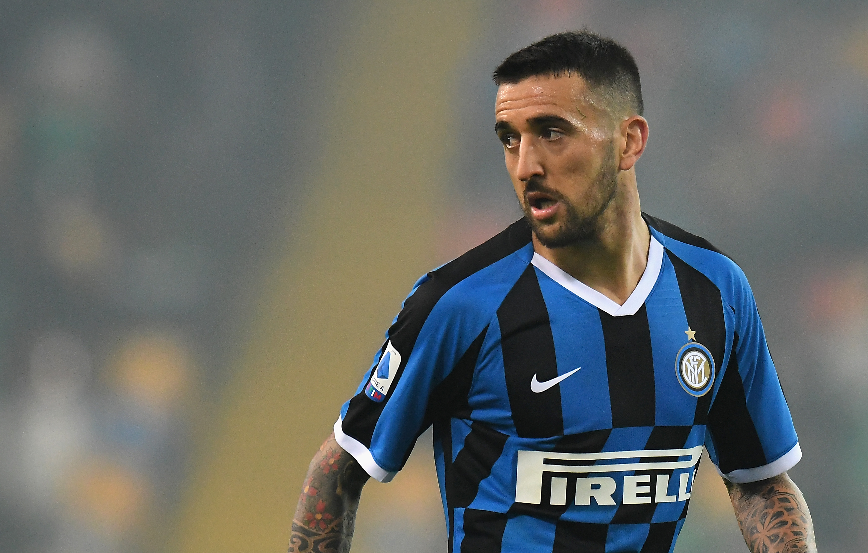 Matias Vecino unavailable for Inter Milan (Photo by Alessandro Sabattini/Getty Images)