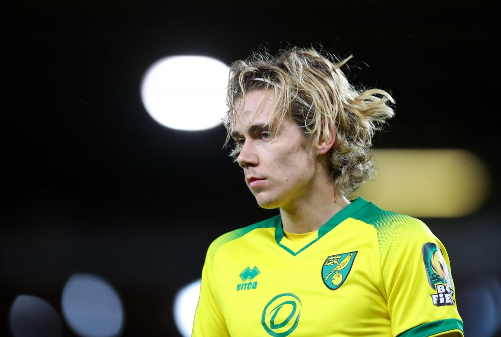 The key man for Norwich City. (Photo by Catherine Ivill/Getty Images)
