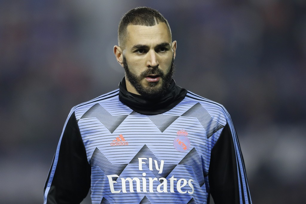 The top guy for Real Madrid. (Photo by Eric Alonso/Getty Images)