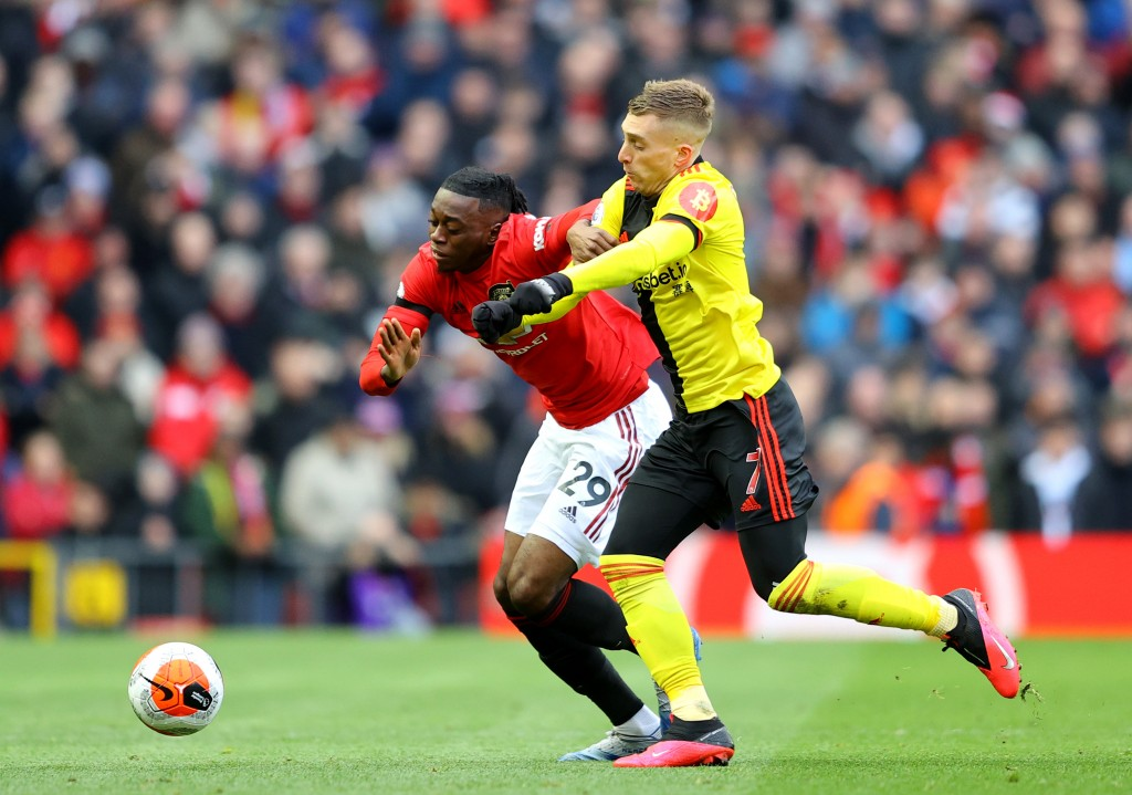 Manchester United Player Ratings Vs Watford 9 10 Fernandes Stands Out Again Greenwood Shaw Get 8