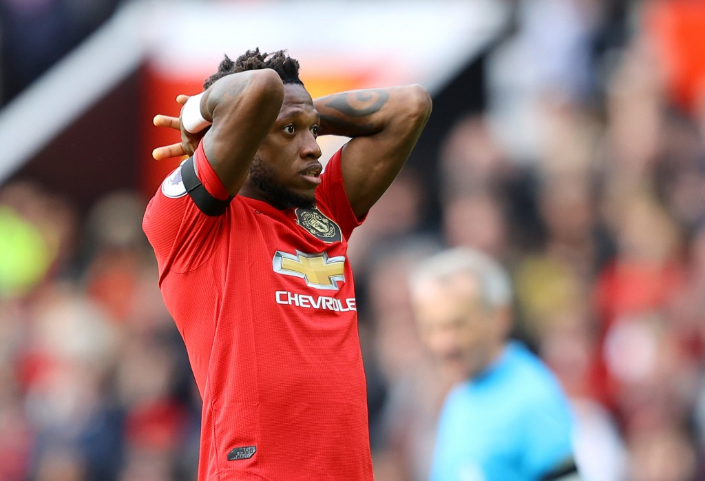 Fred has been top class for Manchester United this term. (Photo by Richard Heathcote/Getty Images)
