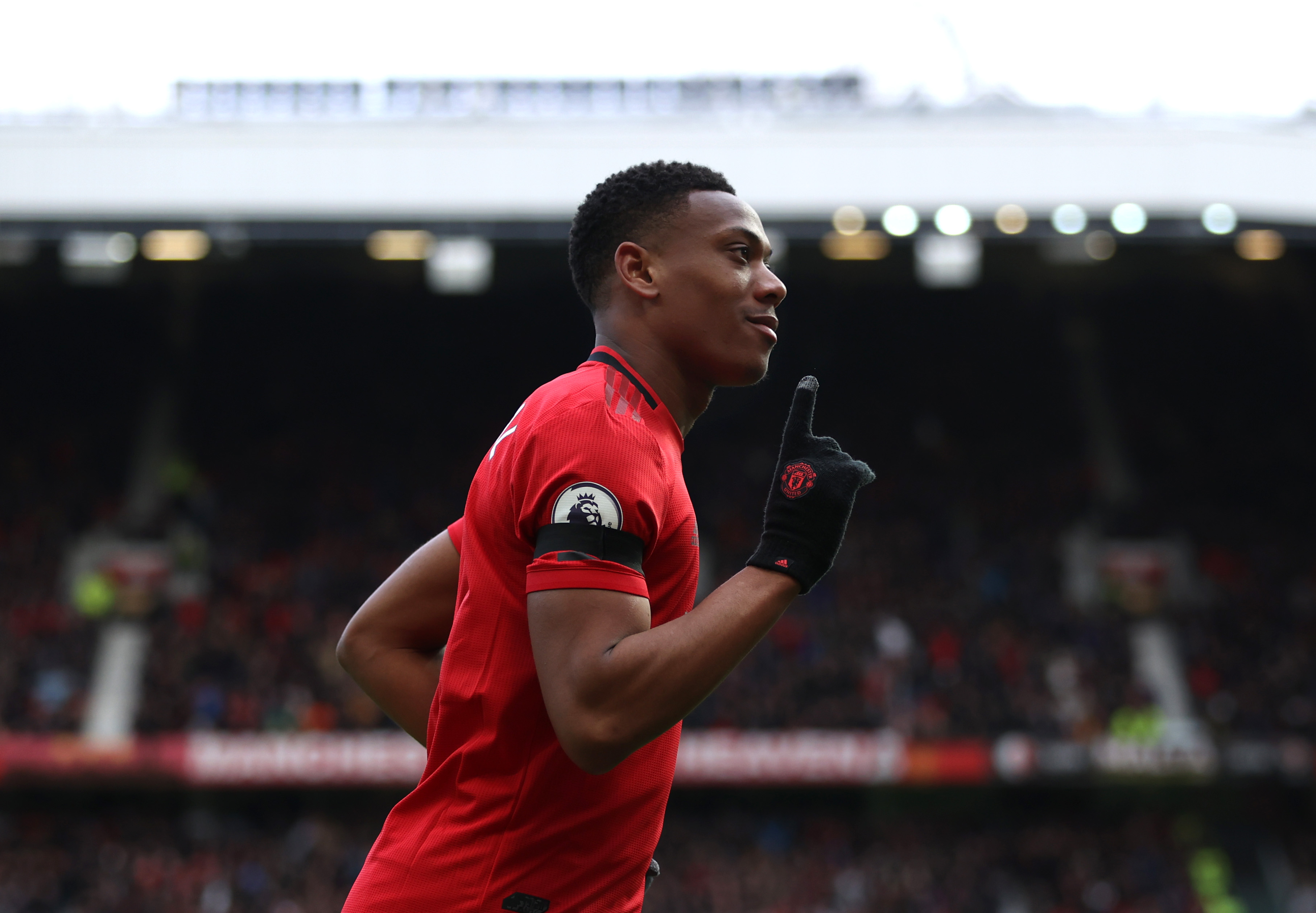 Inter Milan interested in Anthony Martial (Photo by Clive Brunskill/Getty Images)