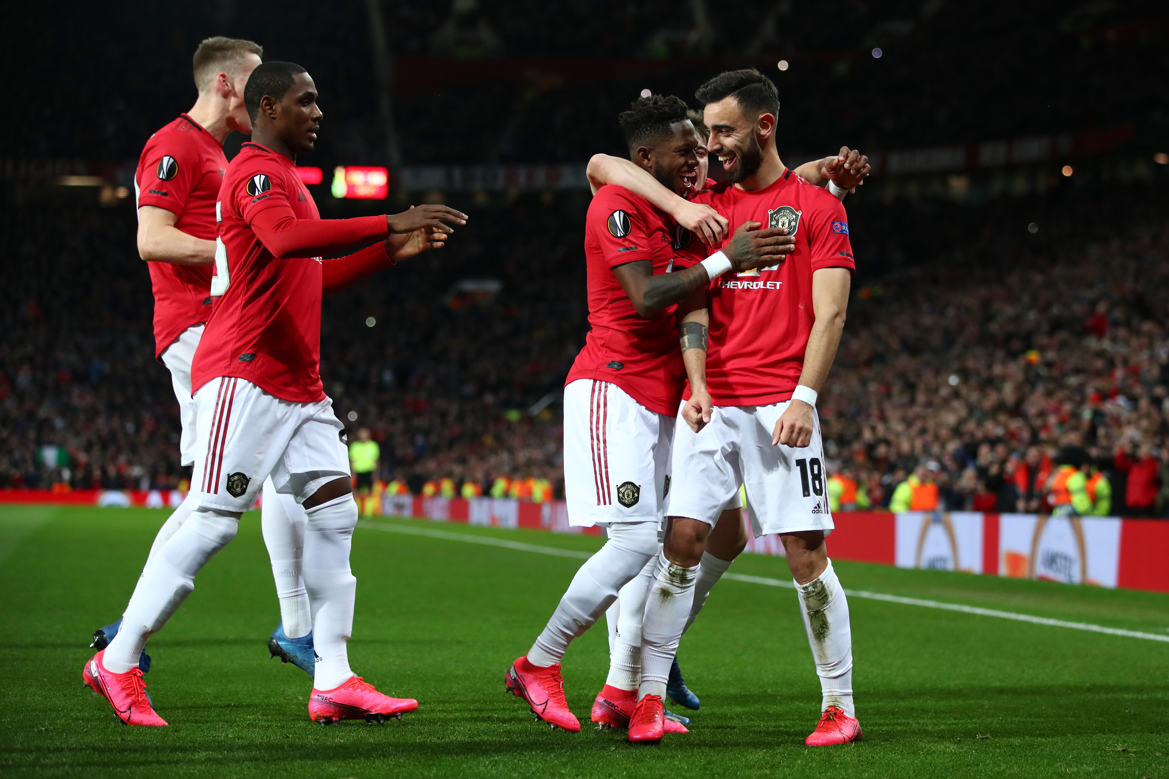Bruno Fernandes played a massive role as United finished second in the league last season (Photo by Clive Brunskill/Getty Images)