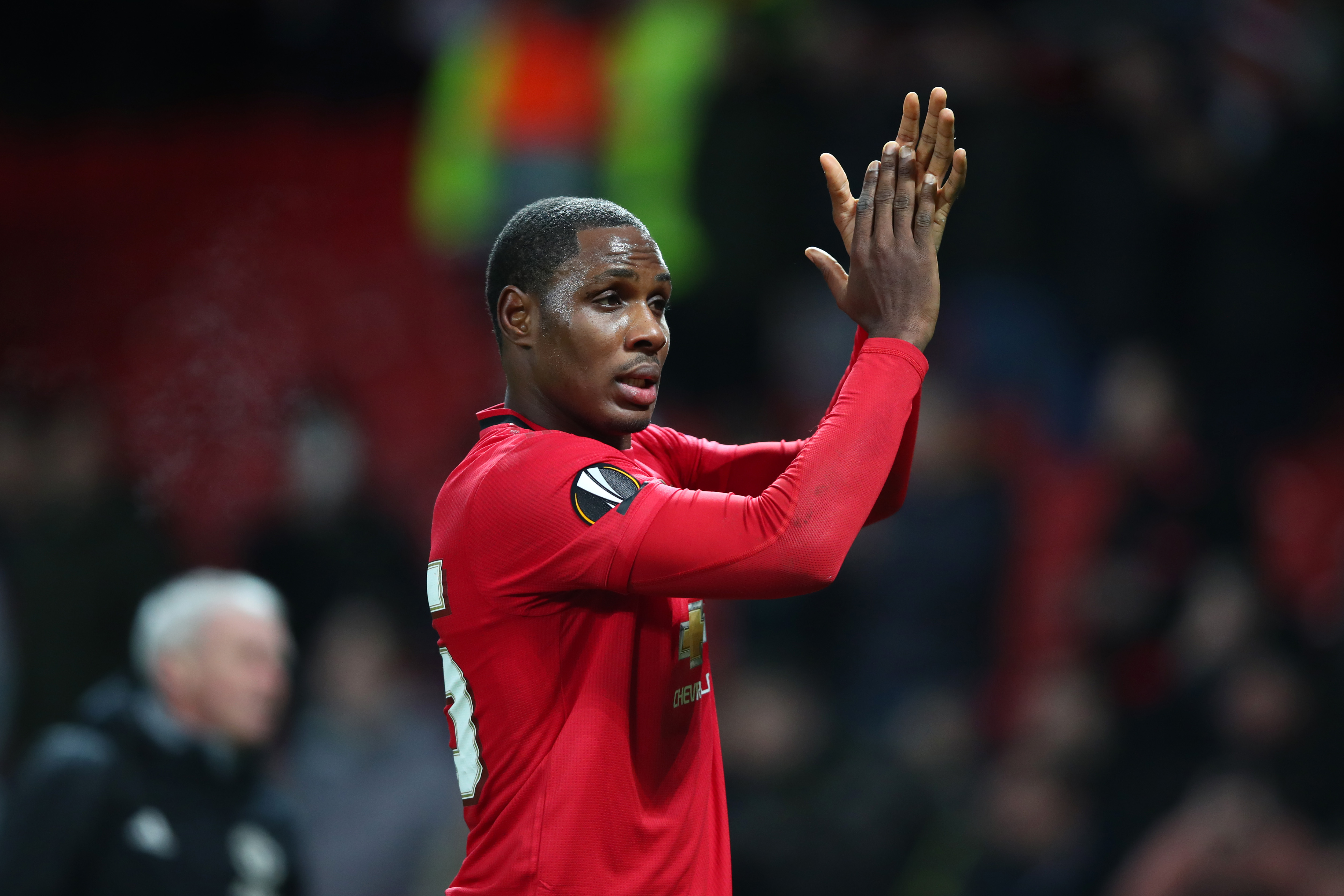 Ighalo got off the mark for Manchester United in midweek (Photo by Clive Brunskill/Getty Images)