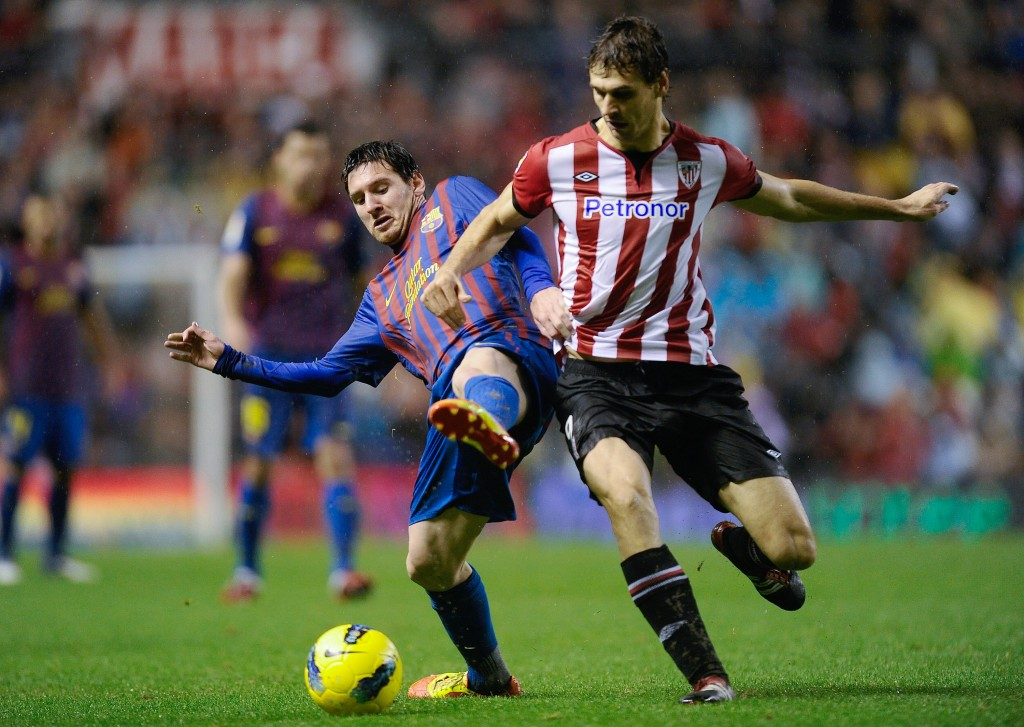Llorente could have had the chance to line up with Lionel Messi. (Photo by David Ramos/Getty Images)