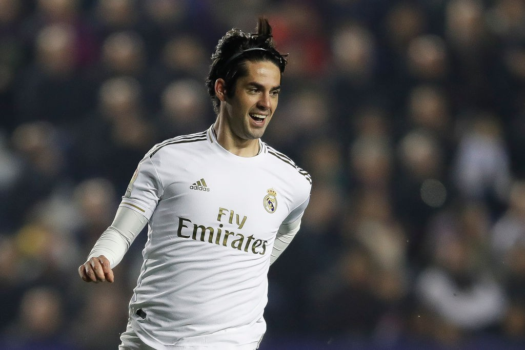 Isco was a bright spark for Real Madrid (Photo by Eric Alonso/Getty Images)
