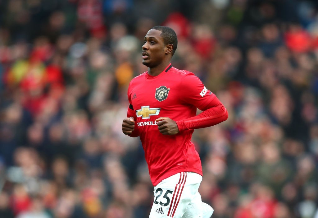 Wind in his sails and the world at his feet, Odion Ighalo is living his Manchester United dream. (Picture Courtesy - AFP/Getty Images)