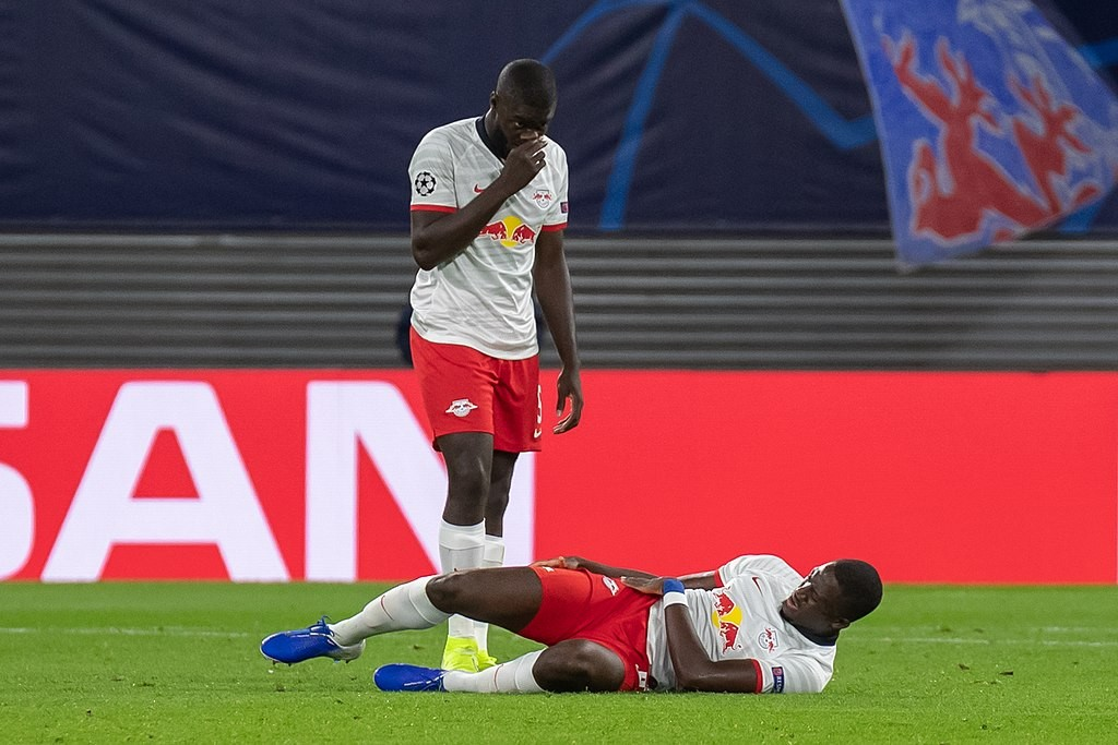 Injuries haven't been kind to Ibrahima Konate. (Photo by Steffen Prößdorf/Wikimedia Commons)